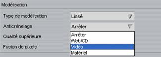 HollywoodFX image001 Leçon 1.6 : Options de base du rendu