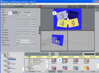 HollywoodFX image001 Leçon 3.1: Sélectionner l'effet FX et configurer les options