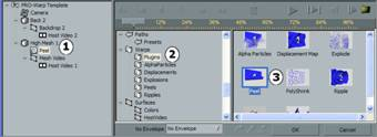 HollywoodFX image001 Leçon 7: plugins Warp
