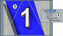 HollywoodFX image001 Leçon 7.2: Définition dimages clés pour langle de pelage