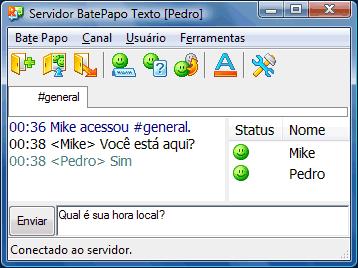Radmin tcmainwnd Interface do Usuário