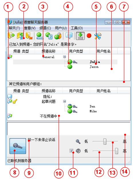Radmin vcmainwndparts 用户界面