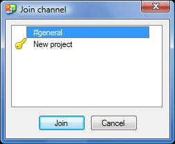 Radmin tc join Using channels