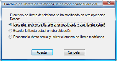 Radmin phonebookshare Libreta de teléfonos compartida