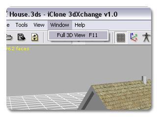 3dXchange full 3d view Full Screen