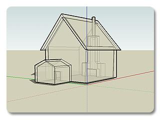 3dXchange mesh Components of Node