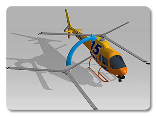 3dXchange tutorial animating 6 Animating a Static Helicopter