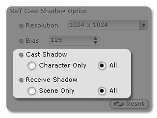 3dXchange tutorial casting 2 Casting and Receiving Shadow