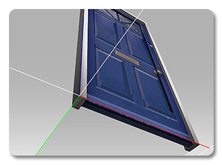 3dXchange tutorial changing 2 Changing the Pivot