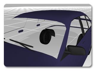 3dXchange tutorial creating car 3 Transform a static model into a realistic car