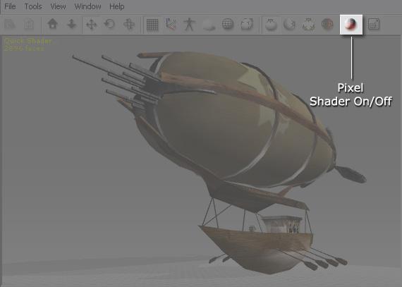 3dXchange ui pixel shader Pixel Shader