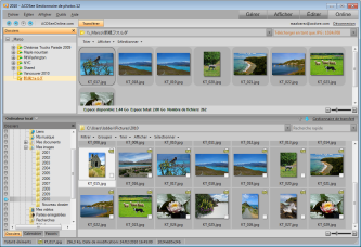 ACDSee Photo Manager SS Online mode Std Mode Online