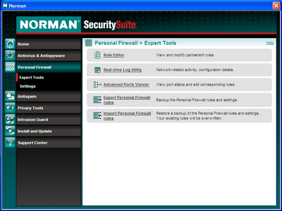 Alert Commander norman logitech installer 5 Norman Security Suite