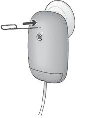 Alert Commander alert camera reset image Restablecer una cámara de forma manual