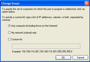 Alert Commander microsoft security alarm 4 Firewall de Microsoft