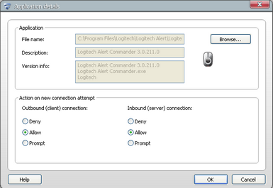 Alert Commander f secure program rules F Secure Internet Security 2010