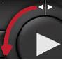 Alert Commander video slow motion Afspeelknoppen voor video