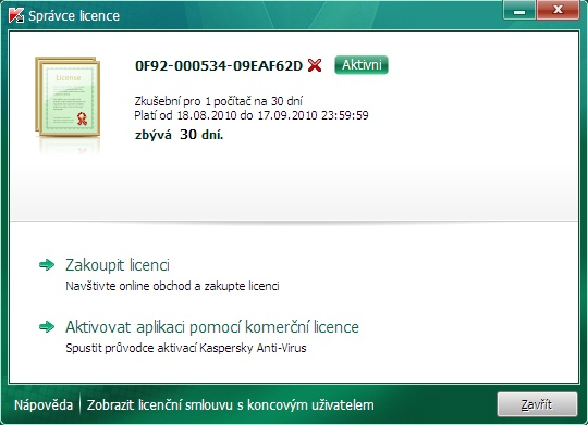 HOW TO How to Enter Your Kaspersky License Key in Your Trial Kaspersky