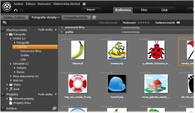 Avid Studio image001 Knihovna