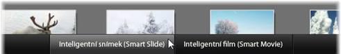 Avid Studio image001 Nástroje Inteligentní snímek (SmartSlide) a Inteligentní film (SmartMovie)