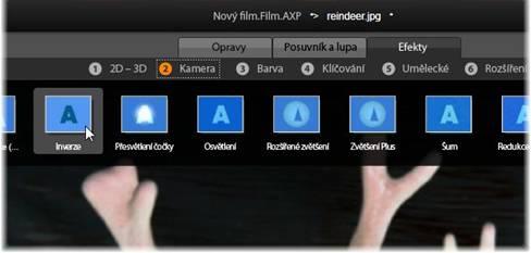 Avid Studio image001 Efekty veditorech médií
