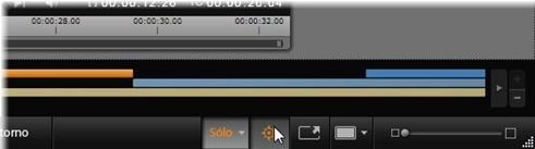 Avid Studio image003 Efekty veditorech médií