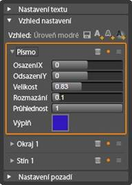 Avid Studio image001 Nastavení vzhledu