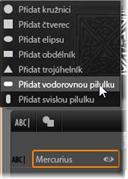 Avid Studio image003 Práce se seznamem vrstev
