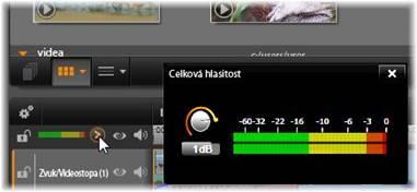 Avid Studio image001 Funkce zvuku na časové ose