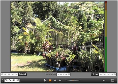 Avid Studio image002 Import z videokamery DV nebo HDV