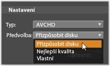 Avid Studio image002 Výstup na disk