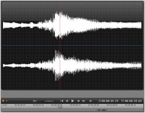 Avid Studio image003 Der Audio Editor