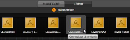 Avid Studio image001 Audioeffekte