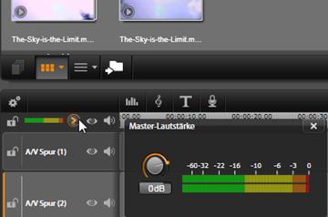 Avid Studio image001 Audiofunktionen der Timeline