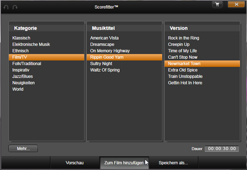 Avid Studio image002 ScoreFitter