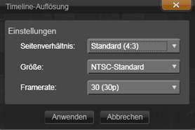 Avid Studio image002 Probleme mit dem Abspielen von Discs