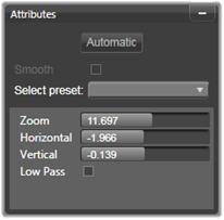 Avid Studio image002 Pan and zoom