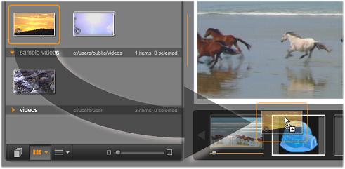 Avid Studio image002 Using Montage templates
