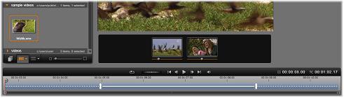 Avid Studio image001 The Montage Editor
