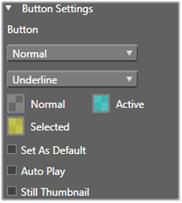 Avid Studio image003 Menu buttons