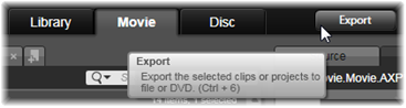Avid Studio image001 The Exporter