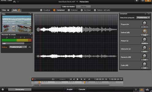Avid Studio image001 El editor de audio