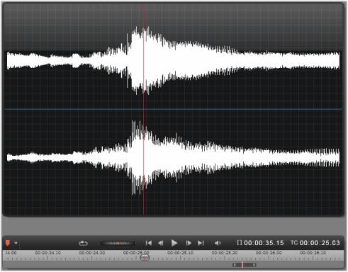 Avid Studio image003 El editor de audio