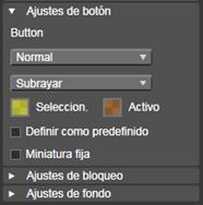 Avid Studio image003 Botones de menú