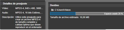 Avid Studio image001 Exportar a un archivo