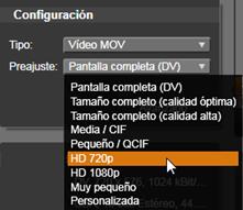 Avid Studio image011 Exportar a un archivo