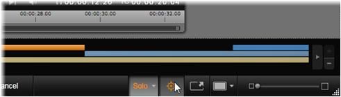 Avid Studio image003 Tehosteet median muokkaajissa