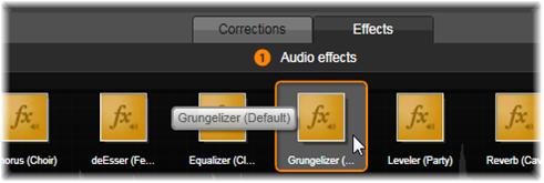 Avid Studio image001 Äänitehosteet
