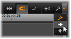 Avid Studio image005 Opérations de clips