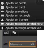 Avid Studio image003 Utiliser la liste des calques